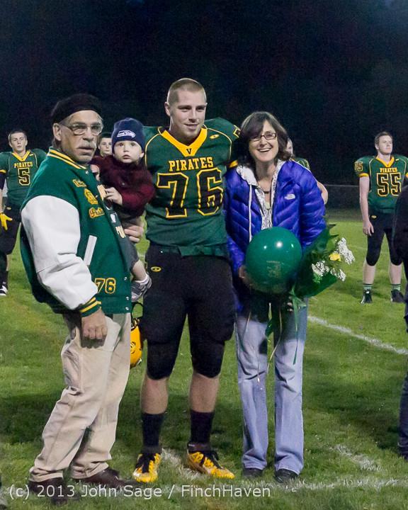 21425 VHS Fall Cheer-Football Seniors Night 2013 101113