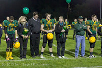 21450 VHS Fall Cheer-Football Seniors Night 2013 101113