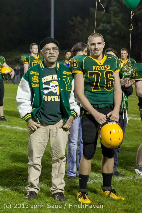 21467 VHS Fall Cheer-Football Seniors Night 2013 101113