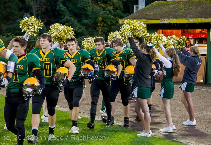 3835 VHS Football Fall Cheer Seniors Night 2014 103114