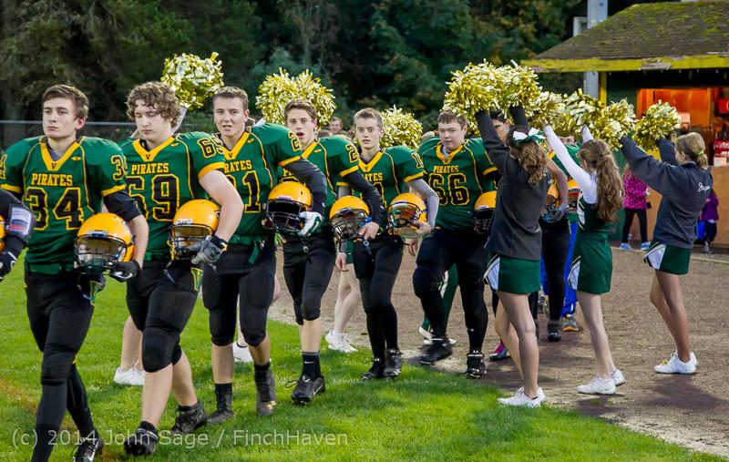 3843 VHS Football Fall Cheer Seniors Night 2014 103114