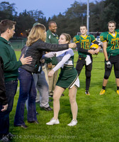 3911 VHS Football Fall Cheer Seniors Night 2014 103114