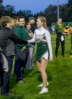 3974 VHS Football Fall Cheer Seniors Night 2014 103114
