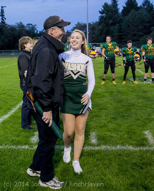 3984 VHS Football Fall Cheer Seniors Night 2014 103114