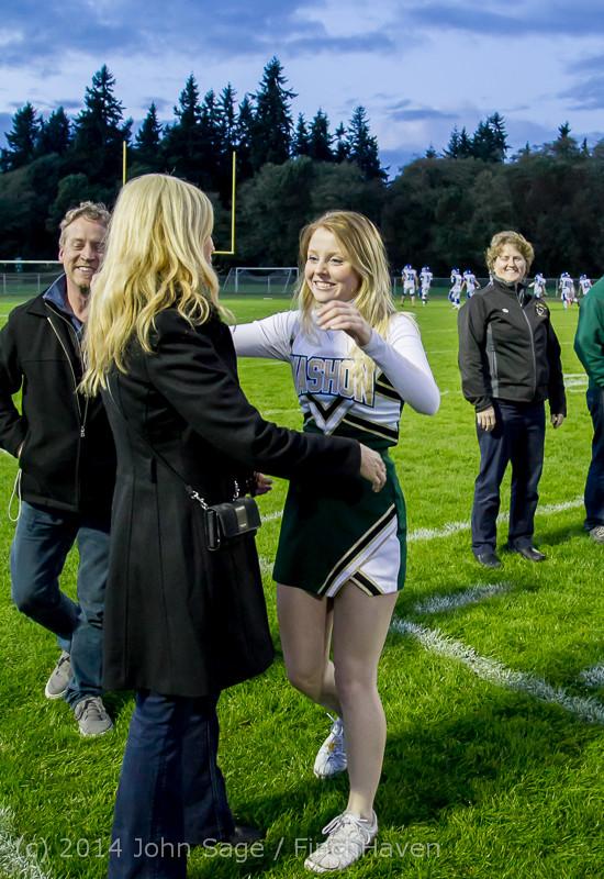 4026 VHS Football Fall Cheer Seniors Night 2014 103114