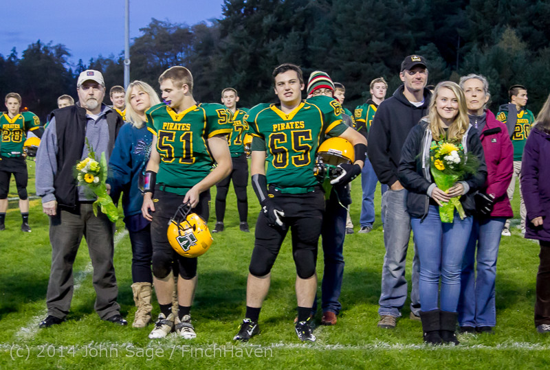 4196 VHS Football Fall Cheer Seniors Night 2014 103114