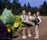 4299 VHS Football Fall Cheer Seniors Night 2014 103114