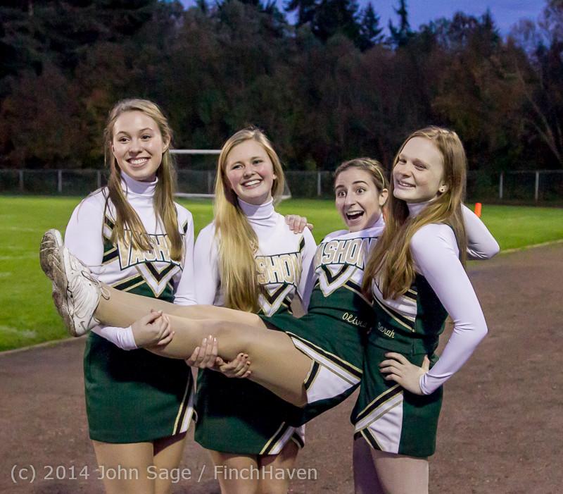 4318 VHS Football Fall Cheer Seniors Night 2014 103114