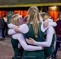 4323 VHS Football Fall Cheer Seniors Night 2014 103114