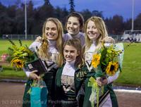4336 VHS Football Fall Cheer Seniors Night 2014 103114