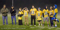 7176 McMurray Football at Football v Chimacum 103114