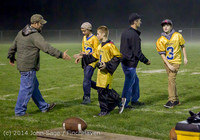 7190 McMurray Football at Football v Chimacum 103114