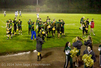9340 Victory Celebration Football v Chimacum 103114