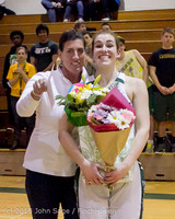 20350 VHS Girls Basketball Seniors Night 2014 021114