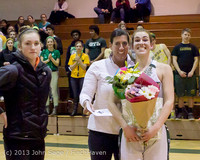 20352 VHS Girls Basketball Seniors Night 2014 021114