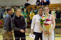 20353 VHS Girls Basketball Seniors Night 2014 021114