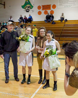 20420 VHS Girls Basketball Seniors Night 2014 021114