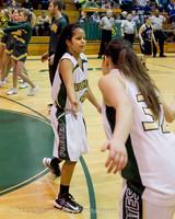 20504 VHS Girls Basketball Seniors Night 2014 021114