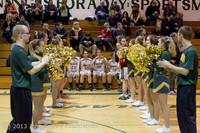 20508 VHS Girls Basketball Seniors Night 2014 021114