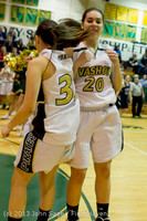 20539 VHS Girls Basketball Seniors Night 2014 021114