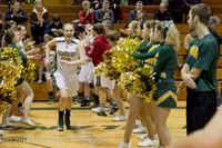20553 VHS Girls Basketball Seniors Night 2014 021114