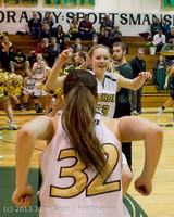 20558 VHS Girls Basketball Seniors Night 2014 021114