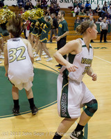 20590 VHS Girls Basketball Seniors Night 2014 021114