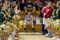 20595 VHS Girls Basketball Seniors Night 2014 021114
