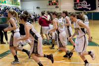 20700 VHS Girls Basketball Seniors Night 2014 021114