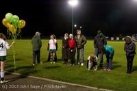5451 VHS Girls Soccer Seniors Night 2013 102913