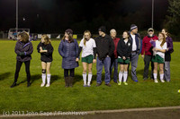 5454 VHS Girls Soccer Seniors Night 2013 102913
