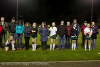 5461 VHS Girls Soccer Seniors Night 2013 102913