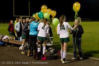 5465 VHS Girls Soccer Seniors Night 2013 102913