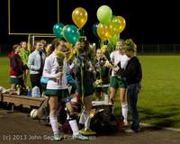 5481 VHS Girls Soccer Seniors Night 2013 102913