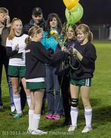 5489 VHS Girls Soccer Seniors Night 2013 102913