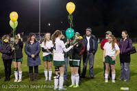 5505 VHS Girls Soccer Seniors Night 2013 102913