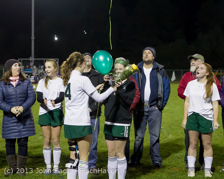 5506 VHS Girls Soccer Seniors Night 2013 102913