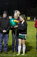 5515 VHS Girls Soccer Seniors Night 2013 102913