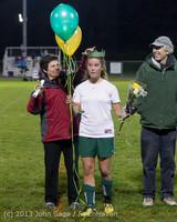 5533 VHS Girls Soccer Seniors Night 2013 102913
