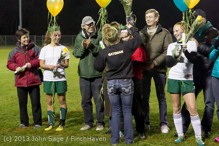 5560 VHS Girls Soccer Seniors Night 2013 102913