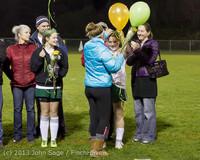 5573 VHS Girls Soccer Seniors Night 2013 102913