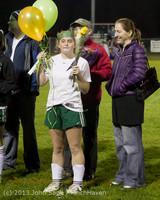 5588 VHS Girls Soccer Seniors Night 2013 102913