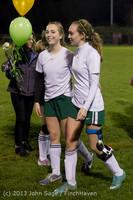 5653 VHS Girls Soccer Seniors Night 2013 102913
