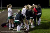 5697 VHS Girls Soccer Seniors Night 2013 102913