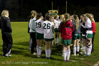 5716 VHS Girls Soccer Seniors Night 2013 102913