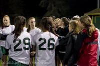 5729 VHS Girls Soccer Seniors Night 2013 102913