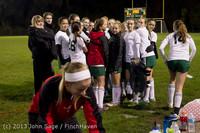 5745 VHS Girls Soccer Seniors Night 2013 102913