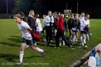 5763 VHS Girls Soccer Seniors Night 2013 102913