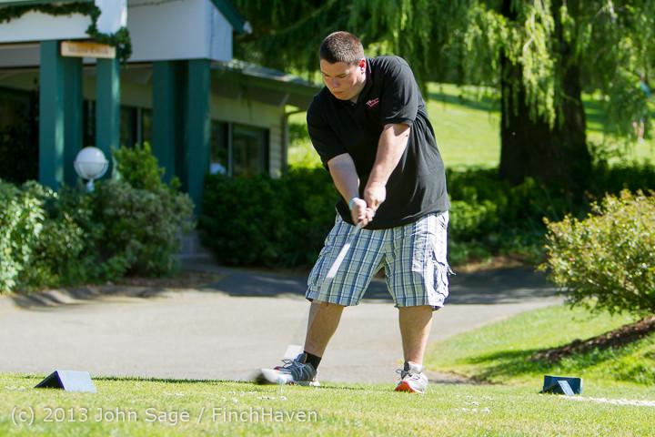 19145 VHS Golf at Vashon Golf and Swim Club 050613