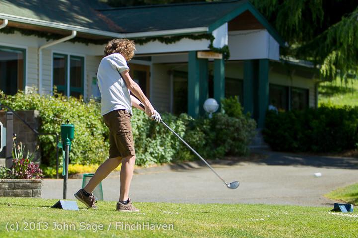 19158 VHS Golf at Vashon Golf and Swim Club 050613